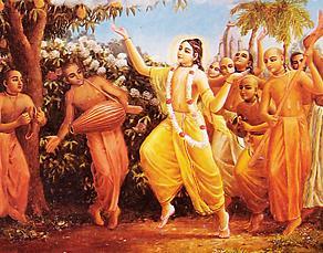 Gauranga Meditation