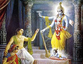 Internalizing Janmastami