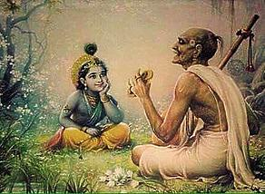 Krishna is Bound by the Love of His Devotees