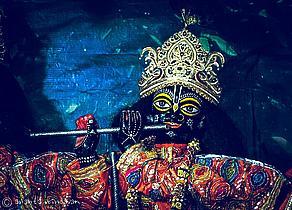 Krishna's Absence