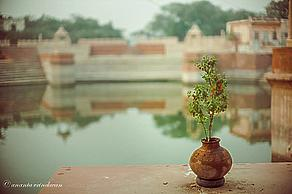 Help from Krishna