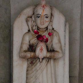 Kartik Inspirationen Tag 8 - Zu Gopeshvara beten