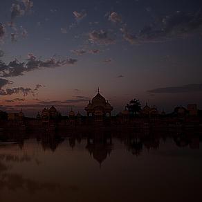 Kartik Inspirationen Tag 12 - Auf der Suche nach Krishna