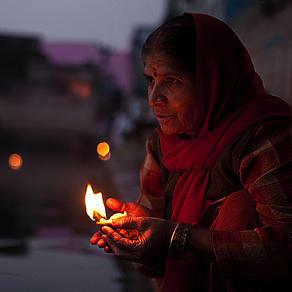 Kartik Inspirationen Tag 13 - Srila Raghunathas Samadhi-Vision