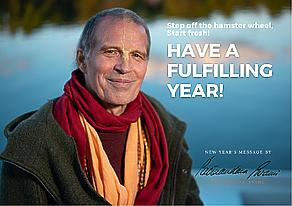 Sacinandana Swami´s New Year Message 2021