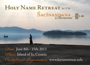Japa and Kirtan Retreat