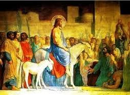 Lord Jesus and the Donkey