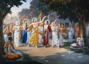 Gaura Purnima - The Day of Mercy